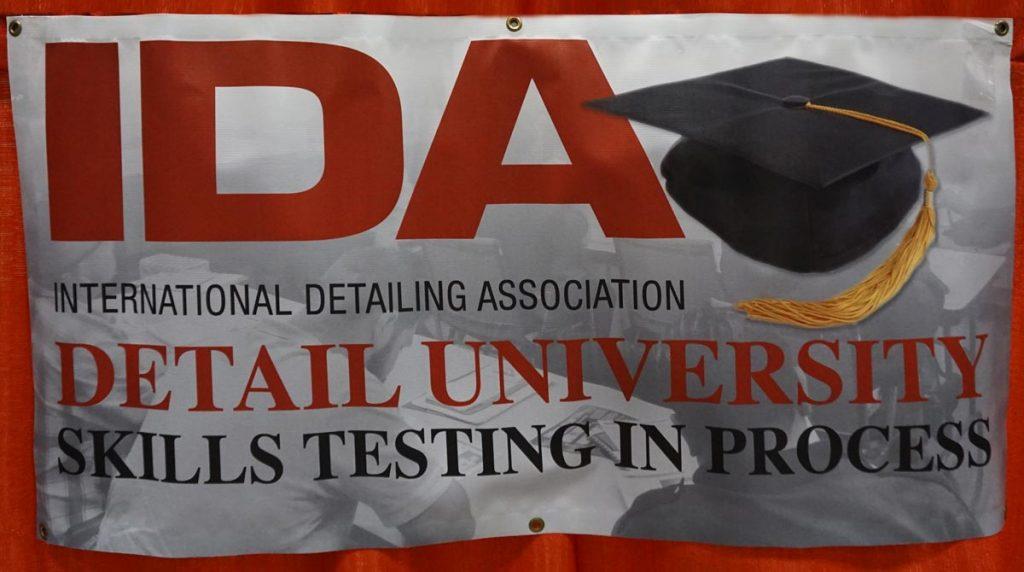 IDA Certification Testing